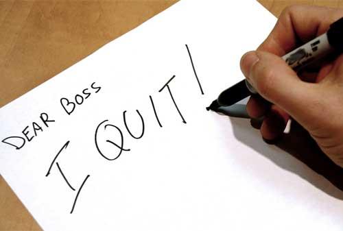 Sebelum Keluar Kerja dan Memulai Bisnis - Perencana Keuangan Independen Finansialku