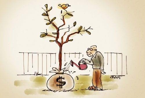 Investasi itu Ibarat Orang Menanam Pohon - Perencana Keuangan Independen Finansialku