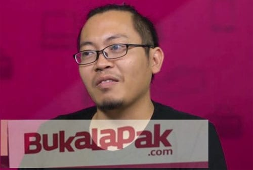 Kisah Sukses Achmad Zaky pendiri BukaLapak.com - Perencana Keuangan Independen Finansialku