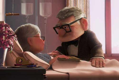 Salah Apa dengan Cara Mengatur Keuangan Keluarga di film Animasi UP - Finansialku