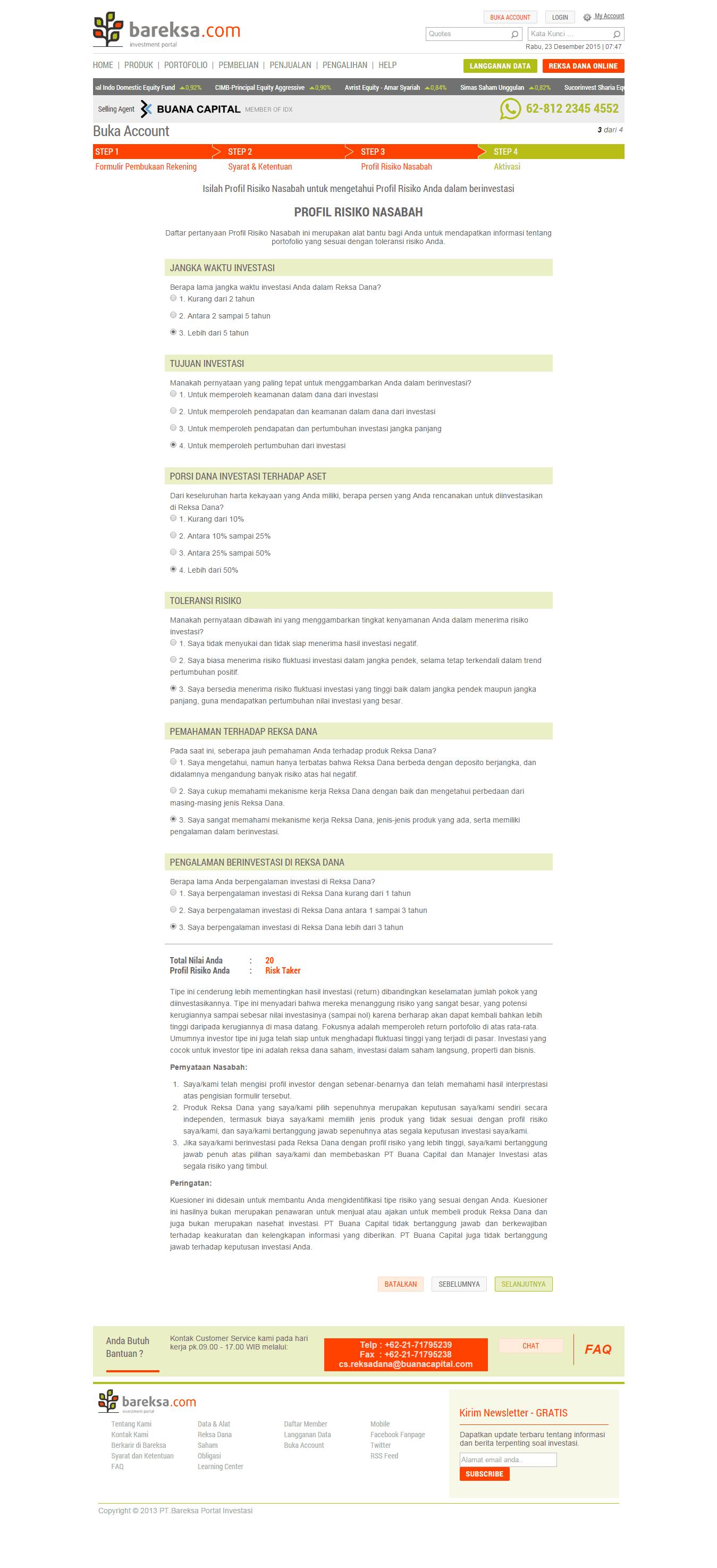 Cara Investasi Reksadana Online -Daftar 03 - Perencana Keuangan Independen Finansialku