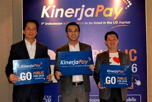 KinerjaPay E-commerce Indonesia Pertama yang IPO di NYSE - Perencana Keuangan Independen Finansialku