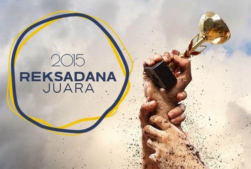 Reksadana Terbaik dan Paling Juara di tahun 2015 [Berdasarkan Data]