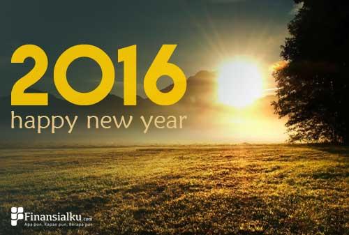 Selamat Tahun Baru 2016 Perencana Keuangan Independen Finansialku