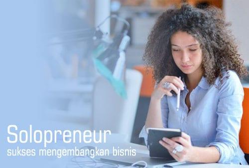 8 Cara Menjadi Solopreneur yang Sukses - Perencana Keuangan Independen Finansialku