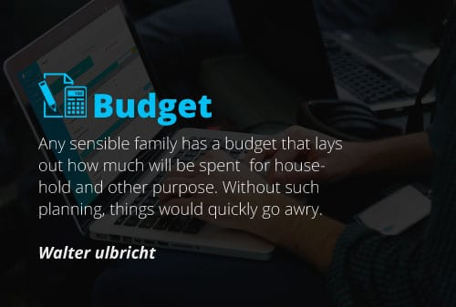 Keuangan Keluarga Semua Serba Salah, Kalau Tidak Ada Anggaran - Perencana Keuangan Independen Finansialku