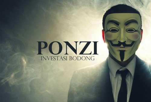 Mencermati Investasi Bodong Skema Ponzi