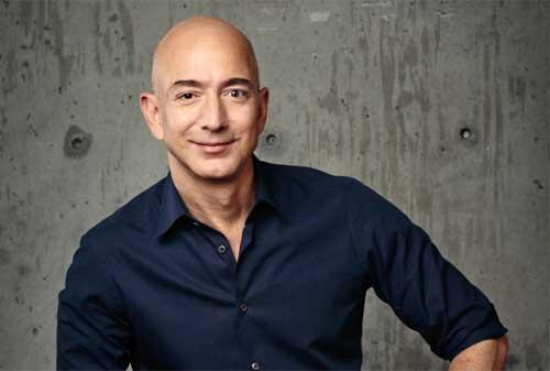 7 Pebisnis Sukses yang Memulai dari Garasi - Jeff Bezos – Amazon - Finansialku