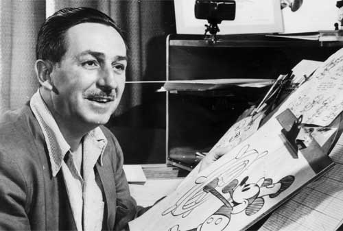 7 Pebisnis Sukses yang Memulai dari Garasi - Walt Disney – Disney - Finansialku