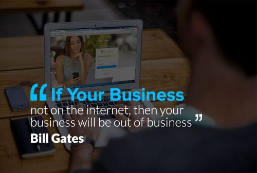 Bill Gates Menyarankan Agar Kita Menggunakan Internet untuk Bisnis - Perencana Keuangan Independen Finansialku
