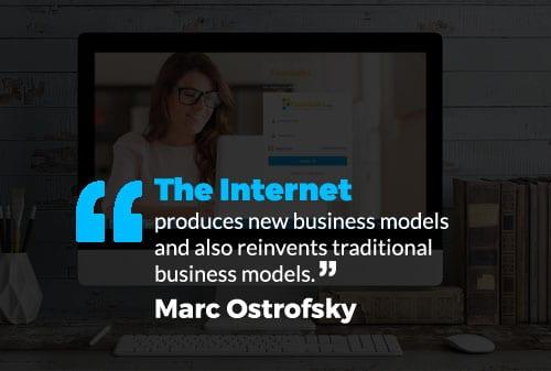 Internet Telah Merubah Cara Berbisnis Tradisional Menjadi Bisnis Online - Perencana Keuangan Independen Finansialku