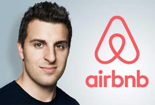 Kisah Sukses Brian Chesky pendiri AirBnB.com - Perencana Keuangan Independen Finansialku
