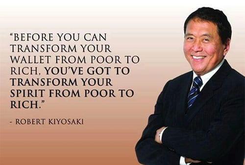 Apakah Anda Punya Mindset Orang Kaya - Quote -  Perencana Keuangan Independen Finansialku