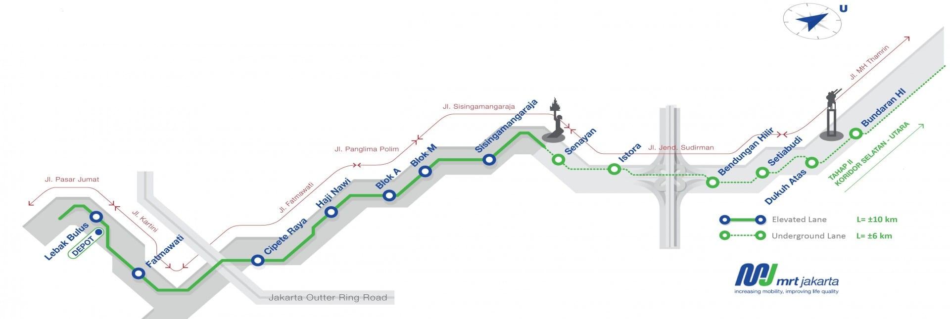 Prospek Properti di Jalur Kereta Cepat Jakarta Bandung, MRT & LRT 3 - Perencana Keuangan Independen Finansialku