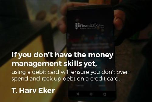 Kalau Belum Bisa Ngatur Duit, Jangan Gunakan Kredit - Perencana Keuangan Independen Finansialku