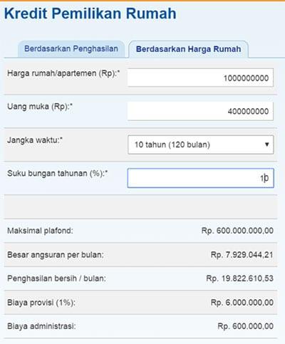 Pernah Coba Simulasi KPR dengan Kalkulator KPR 02 - Perencana Keuangan Independen Finansialku