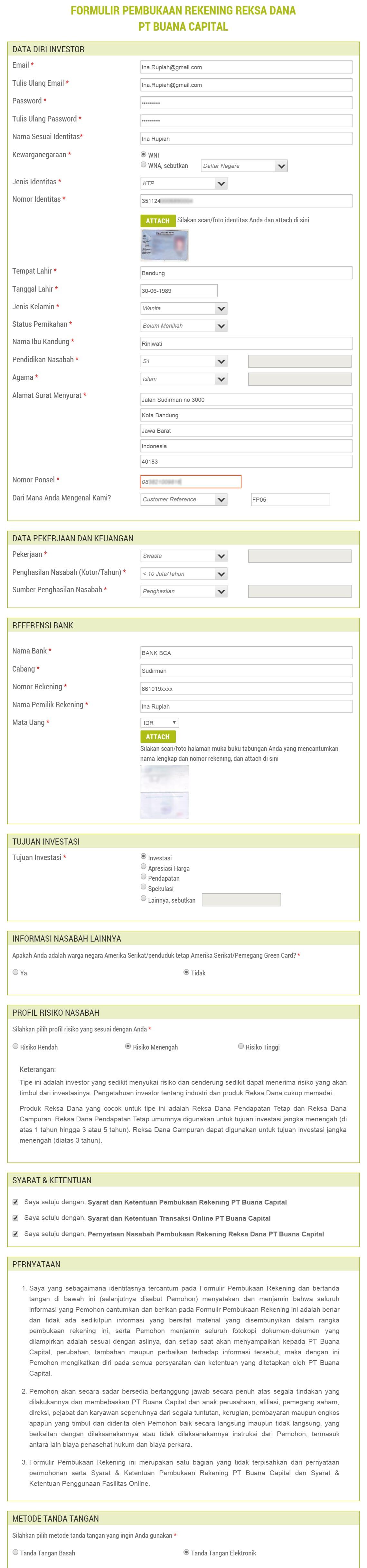 Registrasi Tanda Tangan Digital 01- Perencana Keuangan Independen Finansialku