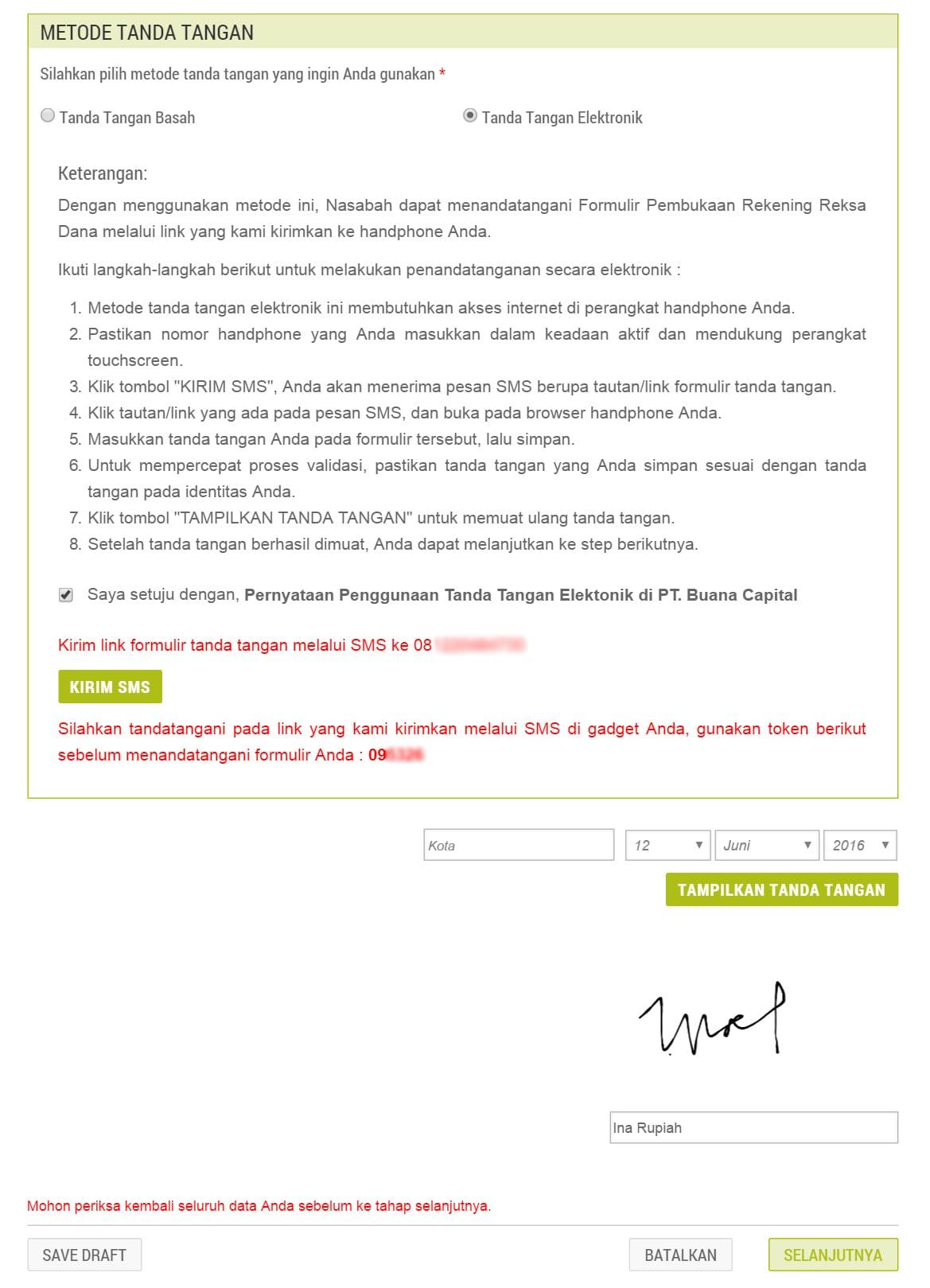 Registrasi Tanda Tangan Digital 03- Perencana Keuangan Independen Finansialku