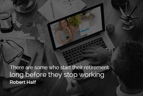 Pensiun Sebelum Waktunya Pensiun, Karena Sudah Bebas Keuangan - Perencana Keuangan Independen Finansialku