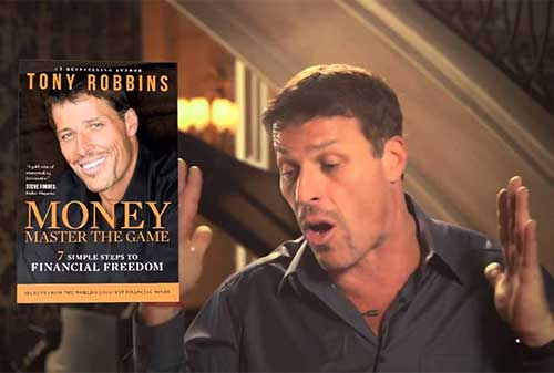 Cara Mencapai Kebebasan Finansial Menurut Anthony Robbins - Finansialku