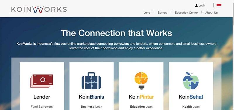 Ketahui Ini! Sebelum Investasi di Website Peer to Peer Lending Indonesia - Koinworks - Finansialku