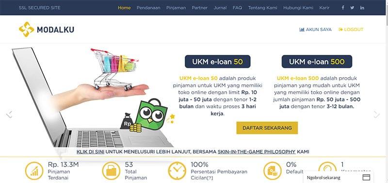 Ketahui Ini! Sebelum Investasi di Website Peer to Peer Lending Indonesia - Modalku - Finansialku