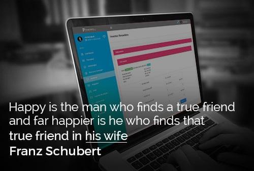 Pria yang Bahagia adalah yang Menemukan Sosok Teman Baik dalam Istrinya - Finansialku