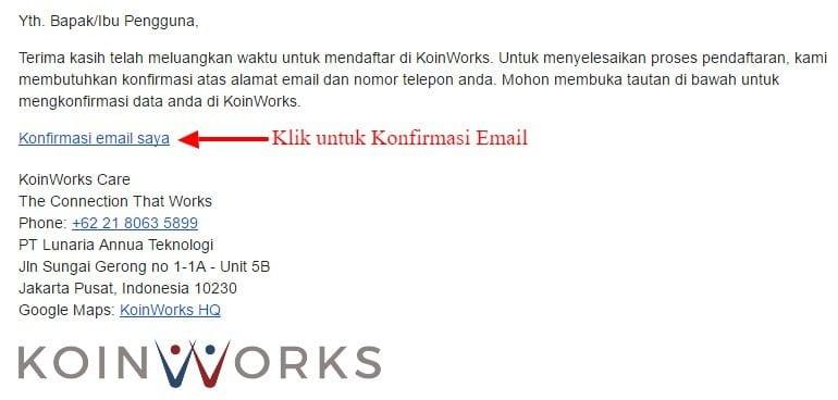 konfirmasi-pendaftaran-email-di-koinworks