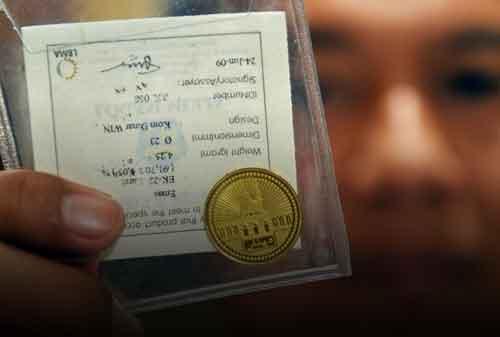 Para Karyawan, Sudah Tahu Untung Ruginya Invest Koin Emas dan Dinar 2 - Finansialku