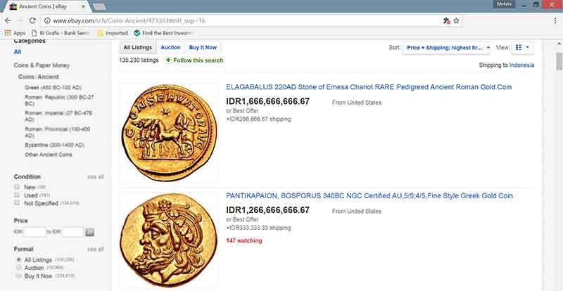 Para Karyawan, Sudah Tahu Untung Ruginya Invest Koin Emas dan Dinar 3 - Finansialku