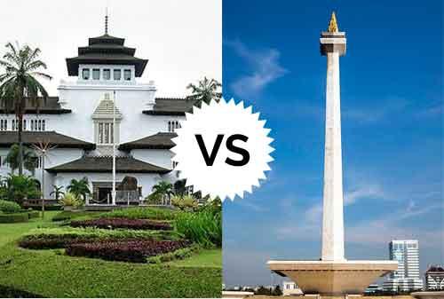 Apakah Biaya Hidup di Bandung 10% Lebih Murah dari Biaya Hidup di Jakarta - Finansialku