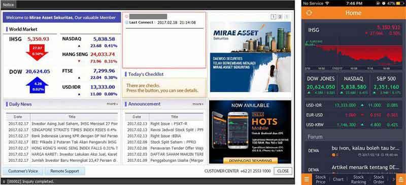 Bertransaksi Saham Dengan Salah Satu Aplikasi Software Online Trading #Part 1 02 - Finansialku