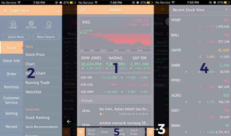Bertransaksi Saham Dengan Salah Satu Aplikasi Software Online Trading #Part 1 04 - Finansialku