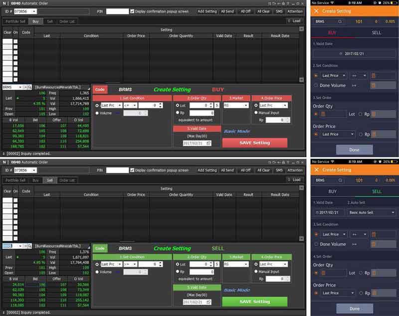 Bertransaksi Saham Dengan Salah Satu Aplikasi Software Online Trading #Part 3 02 - Finansialku