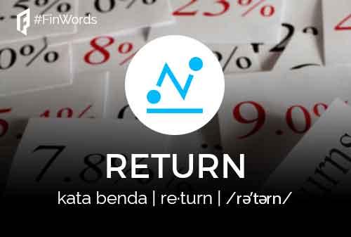 Definisi Return atau Hasil Investasi adalah - Finansialku