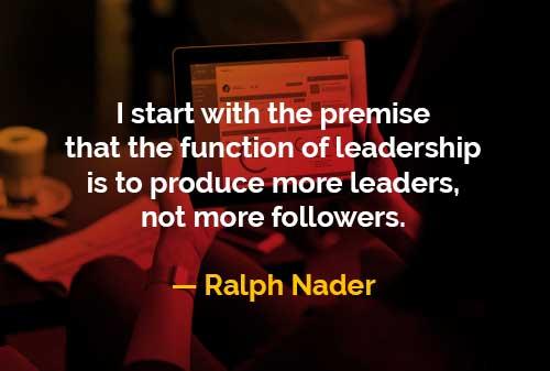 Fungsi Kepemimpinan adalah untuk Menghasilkan Lebih Banyak Pemimpin - Finansialku