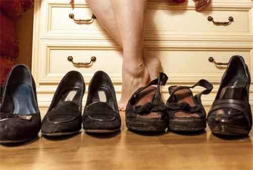 Hobi Koleksi Sepatu Coba 5 Cara Ini untuk Mengatur Keuangan Anda 2 - Finansialku