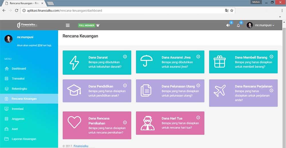 Ibu Rumah Tangga Juga Bisa Merencanakan Keuangan dengan Aplikasi Finansialku 2