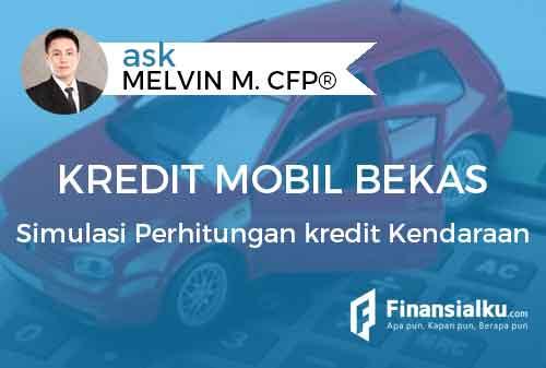 Konsultasi Angsuran untuk Membeli Mobil Bekas - Finansialku