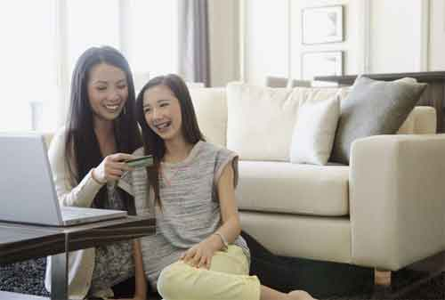 Mitos Kartu Kredit Bagi Ibu Rumah Tangga, Ketahuilah