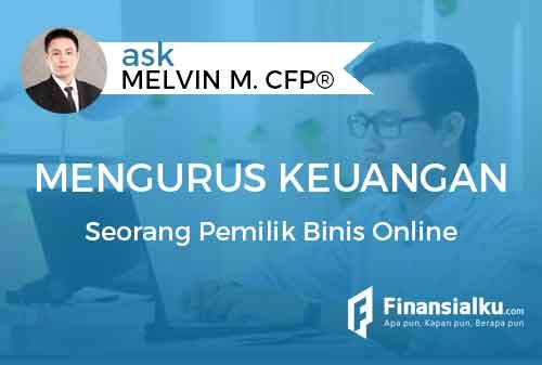 Solusi Mengurus Keuangan untuk Owner Online Shop yang Uang Pribadi dan Bisnis Kecampur 1 - Finansialku
