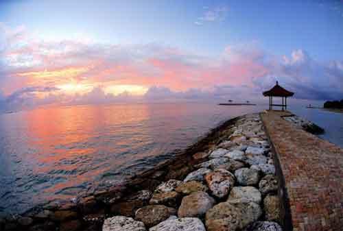 Tempat Liburan ke Bali dan Lombok, I Love It! 02 - Finansialku