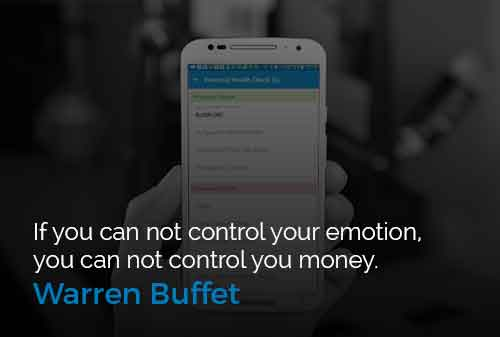 Ternyata! Tidak Bisa Kontrol Emosi = Gagal Mengurus Keuangan - Finansialku