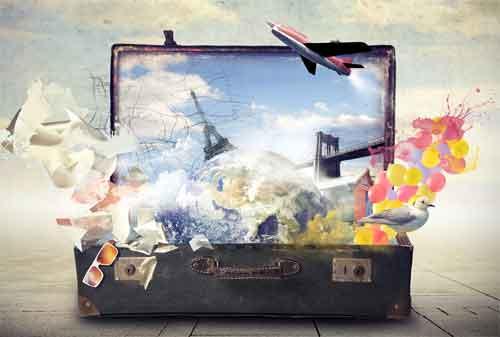 4 Tipe Travelling Liburan Sendiri, Beli Paket Wisata dan Lainnya, Kamu yang Mana 01 - Finansialku