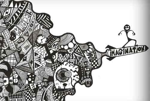 Ayo Gunakan Imajinasi Anda untuk Menjadi Kaya 2 - Finansialku