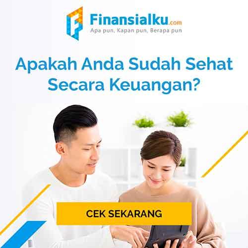 Cek Kondisi Keuangan Anda Finansialku