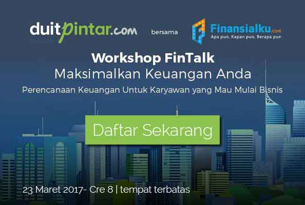 Event Perencanaan Keuangan untuk Karyawan yang Mau Memulai Bisnis 1 - Finansialku