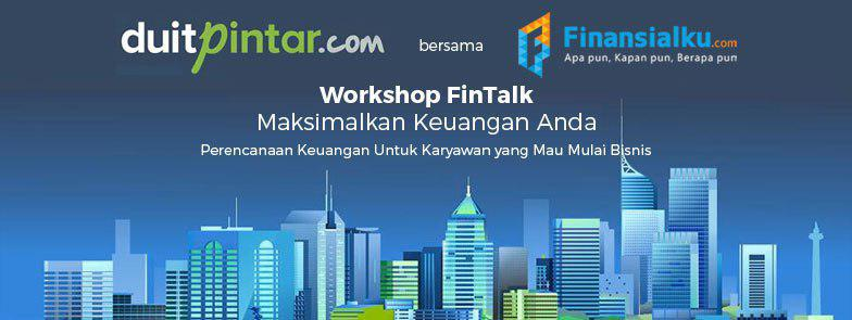 Event Perencanaan Keuangan untuk Karyawan yang Mau Memulai Bisnis 2 - Finansialku