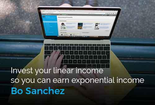 Investasikan Penghasilan Bulanan Anda untuk Mendapatkan Penghasilan yang Exponential - Finansialku