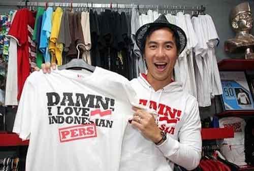 Kisah Sukses Daniel Mananta, Pendiri DAMN I Love Indonesia! 02 - Finansialku